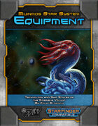 Star System Set: Muinmos -- Technology and Ship Styles of the Sideribus Volunt (Equipment)