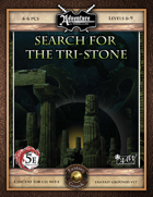 (5E) A08: Search for the Tri-Stone (Fantasy Grounds)