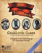 Heir & Back Again -- Character Cards