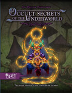 (5E) Occult Secrets of the Underworld