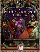 5E Holiday Mini-Dungeon (bundle)