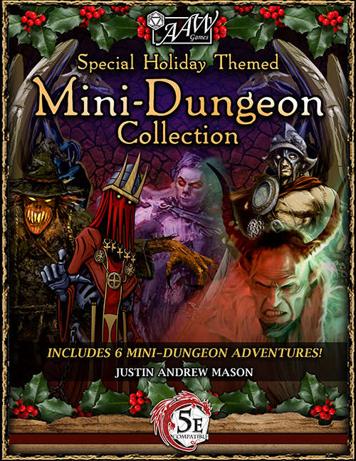 5E Holiday Mini-Dungeon (bundle)