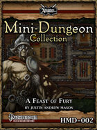PF Thanksgiving Mini-Dungeon: A Feast of Fury