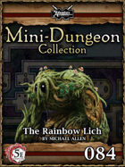 5E Mini-Dungeon #084: The Rainbow Lich