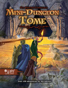 Mini-Dungeon Tome (Fantasy Grounds)