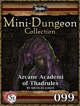 5E Mini-Dungeon #099: Arcane Academi of Thadrulex