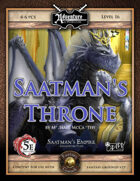 (5E) A22: Saatman's Throne (Fantasy Grounds)