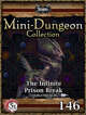 5E Mini-Dungeon #146: The Infinite Prison Break