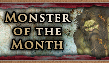 Monster of the Month