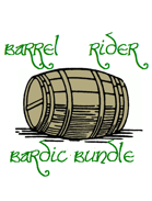Barrel Rider Bardic Bundle [BUNDLE]