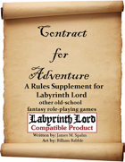 Contract for Adventure