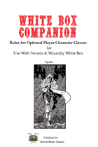 White Box Companion [Swords & Wizardry]