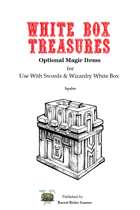 White Box Treasures [Swords & Wizardry]