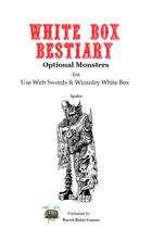 White Box Bestiary [Swords & Wizardry]