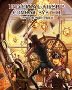 Universal Airship Combat System COVER ART