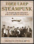 Über LARP:  Steampunk