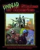 Undead States of America COVER ART