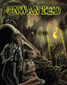 Unwanted: Lovecraft RPG and LARP where you play the horrors