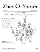 Zine-O-Morph #1