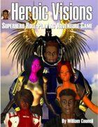 BOGO-Heroic Visions & Kinesis #1 [BUNDLE]