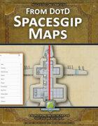 8 Spaceship maps PDF version