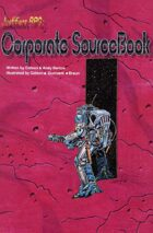 Justifiers RPG: Corporate Sourcebook