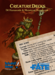 Creature Decks: Fate Core RPG Humanoids & Monstrous Humanoids