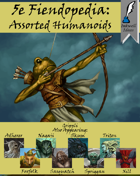 5e Fiendopedia: Assorted Humanoids