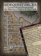 Sidequest Decks: Lovecraftian/Paranormal