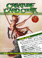 Creature Card Codex: Challenging Creatures