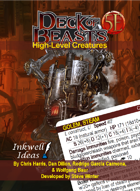 Deck of Beasts: High-Level Creatures