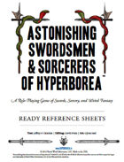 AS&SH 2E Ready Reference Sheets