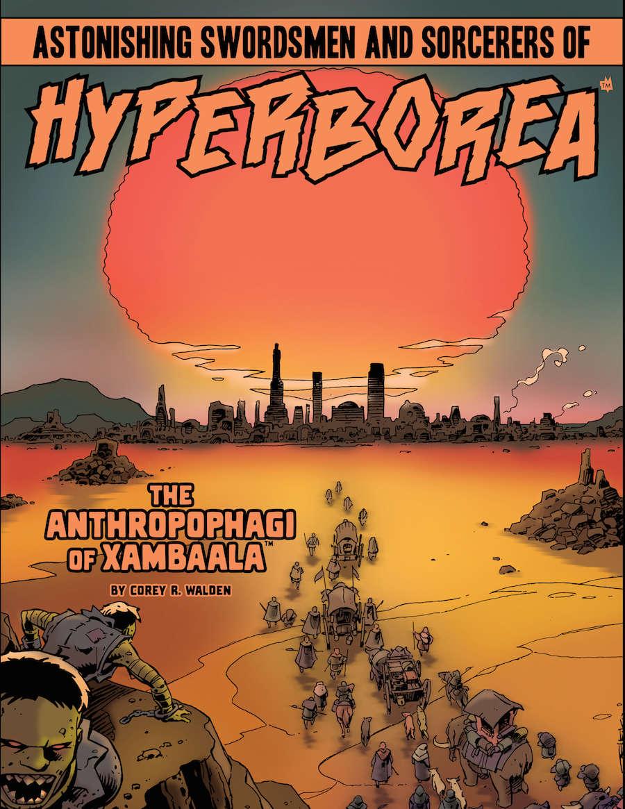 The Anthropophagi of Xambaala