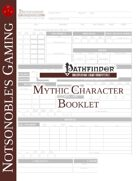 Mythic Character Booklet