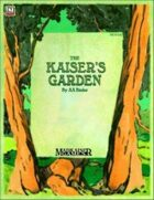 Kaiser's Garden - 23 Monstrous Plants