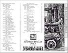 Kaiser's Bazaar - Book A