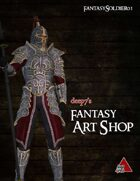 Deep7's Fantasy Art Shop - FantasySoldier01