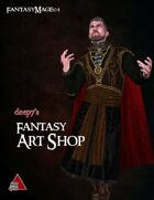 Deep7's Fantasy Art Shop - FantasyMage01