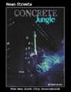 Concrete Jungle (XPG): The New York City Sourcebook