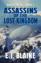 Airship Daedalus: Assassins of the Lost Kingdom