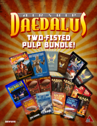 Airship Daedalus Two-Fisted Pulp Bundle [BUNDLE]