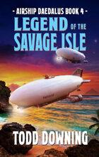 Airship Daedalus: Legend of the Savage Isle