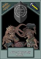 Roads of Apocalypse (3rd ed.) - Legendary set 2: Trolls family modkit