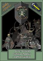 Roads of Apocalypse (3rd ed.) - Set 2: Settlers hunters modkit