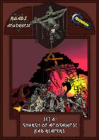 Roads of Apocalypse (4th ed.) - Set 6: Church of Apocalypse Lead Reapers