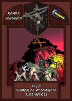 Roads of Apocalypse (4th ed.) - Set 7: Church of Apocalypse Cutthroats