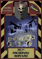 Roads of Apocalypse (4th ed.) - Set 9: Fuel templars Shaft rats
