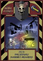 Roads of Apocalypse (4th ed.) - Set 11: Fuel templars Foremen & Arsonists