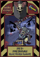 Roads of Apocalypse (4th ed.) - Set 13: Fuel templars Iron Guard Modkit