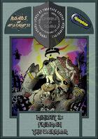Roads of Apocalypse (4rd ed.) - Legendary set 3: Fridman the Warrior